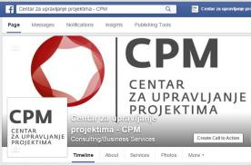 *Facebook* CENTER FOR PROJECT MANAGEMENT